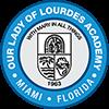 Lourdes Academy Logo